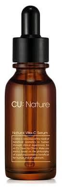 CU Skin CU:Nature Natural Vita C Serum <b>Обновляющая сыворотка</b> ...