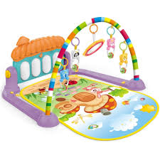 <b>Baby Activity Gym Kick</b> and Play Piano Mat Center With Melodies ...