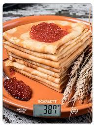 <b>Весы кухонные Scarlett SC-KS57P45</b> - купить по цене 490 руб. в ...