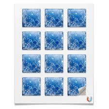 <b>Магниты квадратные 5</b>×<b>5</b> см Морская фантазия #2594720 в ...