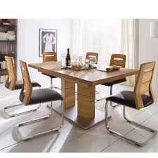 extendable dining table set: dining table  chairs sale dining room