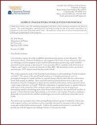 unsolicited application letter example sendletters info sample of unsolicited application letter by rsl17547