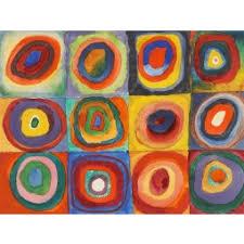Famous <b>Wassily Kandinsky Paintings</b> | Reproduction <b>Oil</b> on <b>Canvas</b>