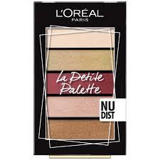 <b>L'Oréal</b> Paris Cosmetics <b>La Petite Palette</b> 5 x 0,8 gr. - Nudist