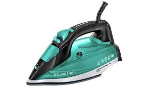 Buy <b>Russell Hobbs</b> 22860 Colour Control Steam Iron | Irons | Argos