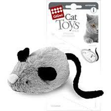 Купить <b>Игрушка GiGwi Cat Toys</b> Interactive интерактивная мышка ...