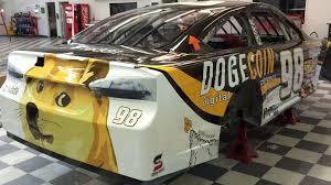 Doge At 'Dega: <b>Dogecoin</b> Sponsors Race Car : All Tech Considered ...