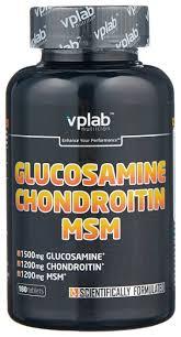 Препарат для укрепления связок и суставов vplab Glucosamine ...