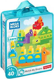 <b>Конструктор Mattel Mega</b> Bloks DXH34 Разные формы
