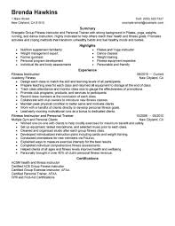 job resume trainer resume template trainer cover letter  training specialist resume