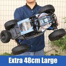 1:10 48cm 18.89inches <b>RC Car 2.4G</b> 4WD Electric Remote Control ...