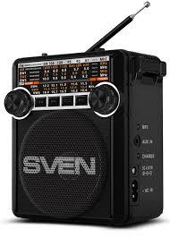 <b>Радиоприемник Sven SRP-355</b> SV-017125 купить в Москве, цена ...