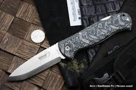 Купить <b>Нож</b> Boker 01BO380 Spain <b>Bushcraft Folder</b> Granito сталь ...