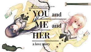 <b>YOU and ME</b> and HER: A Love Story on Steam
