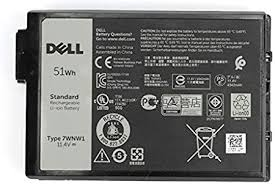 Dell Genuine Latitude Rugged 5420 5424 7424 <b>Battery 3 Cell</b> ...