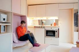 saving furniture. londonu0027s u0027smallest houseu0027 uses flexible plywood furniture to maximize space saving a