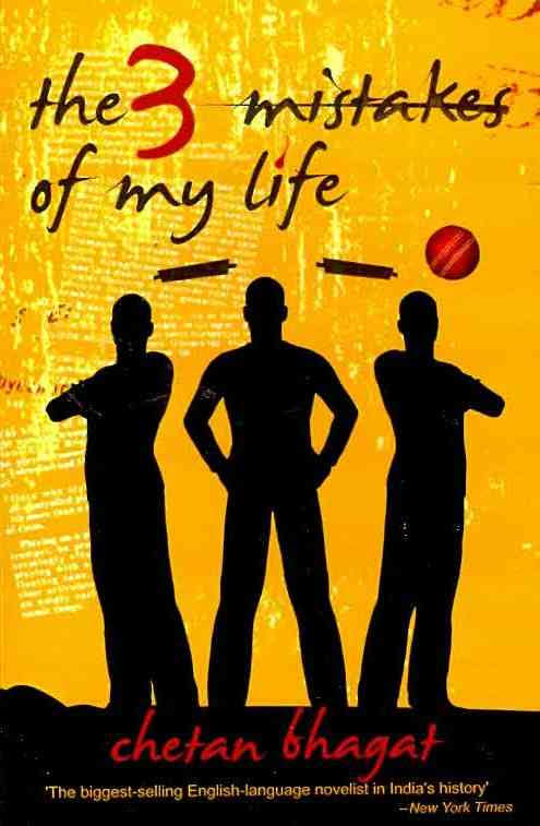 The 3 Mistakes of my Life PDF Download Chetan Bhagat The 3 Mistakes of my Life Novel Free PDF Online