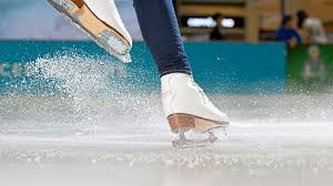 dubai ice rink at the dubai mall
