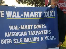 minimum wage wal mart protest 5 psweeting jpg