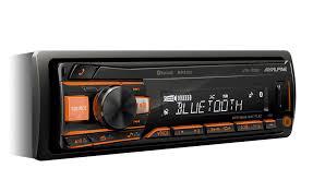 Купить <b>Alpine UTE</b>-<b>200BT</b> с встроенным USB/AUX/Bluetooth по ...