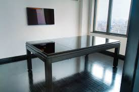 pool table dining tables: extensive green grey dining room pool table