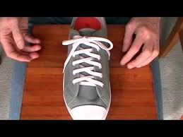 How to Criss Cross <b>Lace</b> your shoes - Professor Shoelace - YouTube