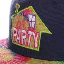Купить <b>бейсболку Djinns 6p Snapback</b> House Party Navy в ...