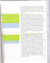 handouts tok intuition essay sample best page 4