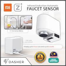 [English] Xiaomi <b>Auto</b> Water Tap - <b>Mi</b> Zajia Faucet Xiaoda Infrared ...