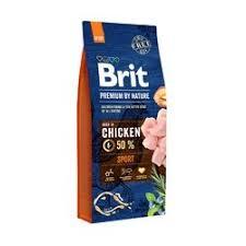 <b>Brit Premium</b> By Nature Sport <b>сухой корм</b> для активных собак с ...