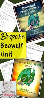 best images about beowulf lesson plans and activities for in this mega beowulf bundle by bespoke ela you will 25 lessons and activities
