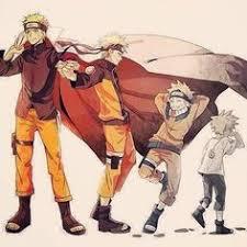 #Anime #Art #Naruto   Наруто...   <b>Наруто узумаки</b> и Наруто