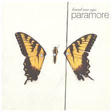 <b>Paramore</b> - <b>Brand New</b> Eyes | Veröffentlichungen | Discogs