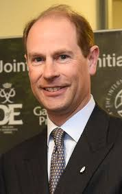 Prince Edward, Earl of Wessex - Wikipedia