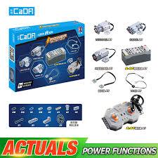 <b>CADA</b> Blocks Power Function <b>Remote Control Battery</b> Box With ...