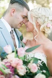flowers wedding decor bridal musings blog: bride and groom hairstyle goals emi fujii photography weddings by katlin bridal musings wedding blog