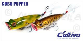 <b>Воблеры Owner/C'ultiva</b> - <b>Gobo</b> Popper: описание, цена, оптовые ...