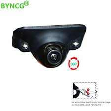 BYNCG <b>Mini CCD Coms HD</b> Night Vision 360 Degree Car Rear ...