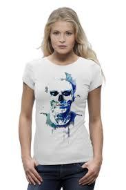 Женские футболки wearcraft premium c качественными принтами ...
