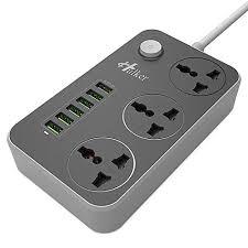 4 Way <b>Extension Lead</b> - <b>NTONPOWER</b> 5 USB M- Buy Online in ...