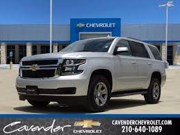 2020 Chevrolet Tahoe for Sale in San Antonio, TX (with Photos ...