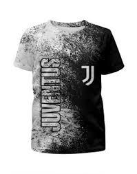 """Детские футболки c уникальными принтами """"<b>juventus</b>"""" - <b>Printio</b>"""
