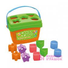 Развивающая игрушка-<b>сортер</b> Веселые фигурки <b>MOMMY LOVE</b> ...