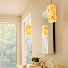 image of string lights pendant fixture appealing bathroom pendant lighting installed