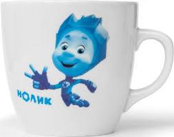 Отзывы на <b>Фиксики Кружка детская Нолик</b> 230 мл от покупателей ...