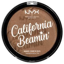 <b>NYX Professional Makeup California</b> Beamin' Face and Body ...
