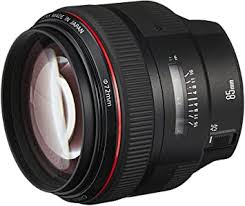 Canon EF 85mm f1.2L II USM Lens for Canon DSLR ... - Amazon.com