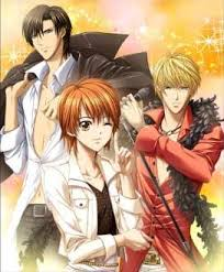 MCs (from left to right): Ren, Kyouko, Shou