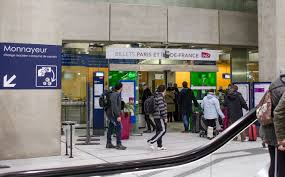 Image result for cdg airport link to paris