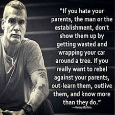 Henry Rollins on Pinterest   Loneliness, Hatred Quotes and So Alone via Relatably.com